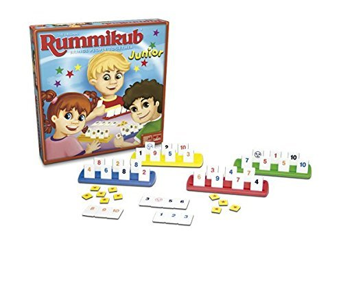 Goliath-50210 Rummikub Junior 50210
