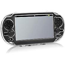 Carcasa Dura Case Rigida Funda Transparente Para Sony PlayStation Vita PCH-1000