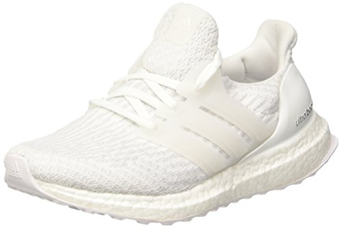 adidas Women's Ultraboost W Running Shoes, Off White (Ftwr White/Crystal White), 6...