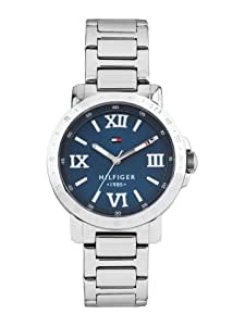 Tommy Hilfiger Analog Blue Dial Women's Watch - TH1781470J
