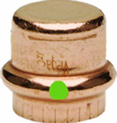 Viega 77717 ProPress Zero Lead Copper Cap with 3/4-Inch Plumbing by Viega - Pex-cap