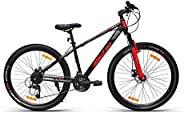 NINETY ONE Defeatr Pro 29T 21 Speed Hybrid Bike (Ideal For: 12+ Years , Brake: Disc )