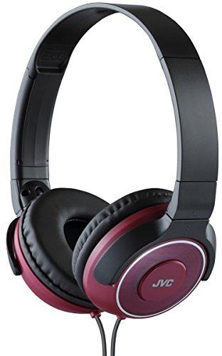 jvc-has220rouge-casque-avec-cordon-pour-smartphone-120-m-rouge