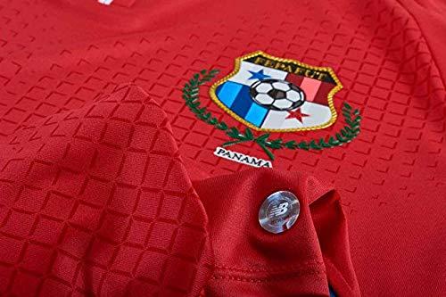 a035f038e75 New Balance TEJEDA #18 Panama Home Soccer Men's Jersey FIFA World Cup  Russia 2018 (