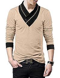 Seven Rocks Men's Cotton Long Sleeve Top (Un-Nm)