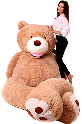 Giant Teddy Bear 340cm  Brown