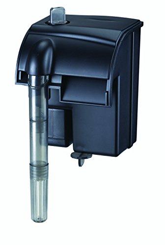 BPS (R) Filtro Profesional Acuario,Filtro Externo de Mochila para Pecera,Ahorro de Energía 8.5 * 8* 10.5 CM BPS-6020(3W ,190L/H)
