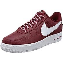 scarpe nike air force 1 rosse