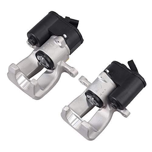 AUTOUTLET 2x Bremssattel mit Stellmotor HINTEN LINKS RECHTS Für VW PASSAT 3C BJ 05-07 TRW Links: 3C0615403, 3C0615403E, 3C0615403G Rechts: 3C0615404, 3C0615404E, 3C0615404G