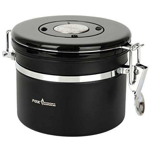 Fox Cookware Coffee Tea Storage - Kaffeedose für Kaffee & Tee Pulver, Dose zur Aufbewahrung, Teedose, Kaffeebox