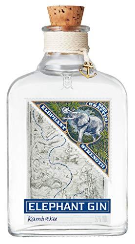 Produktbild bei Amazon - Elephant Strength Gin 57% Vol, 3er Pack (3 x 500 ml)