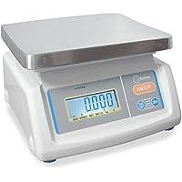 Balanza de Sobremesa en ABS con Pantalla LCD BS 15 (15Kgx2g) (23x19cm)