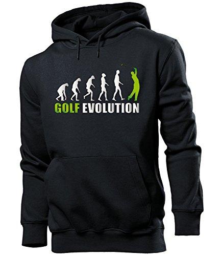 GOLF EVOLUTION 570(HKP-SW-Grn) Gr. L Schwarz / Grn -