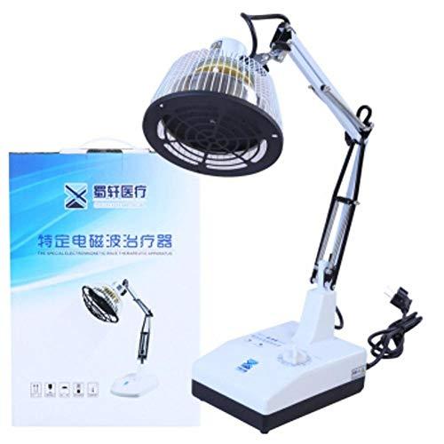 JYXKA Infrarotstrahler Physiotherapie Lampe 250W Desktop TDP Weit Hitze Lampe Elektromagnetisch Therapie Instrument Physiotherapie Geröstet Licht Zum Das Haushalt