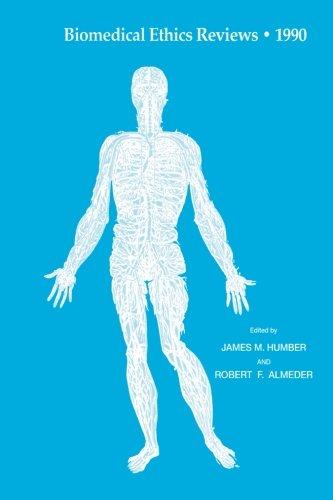 Biomedical Ethics Reviews · 1990