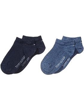 Tommy Hilfiger Jungen Sneakersocken Th Children Sneaker 2p