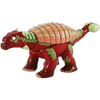Dinosaur paquete doble Trenes T-Rex de Buddy y Tiny Tanto con los coches del tren