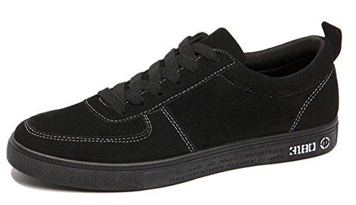 WUIWUIYU Homme Chaussures de Sport Baskets Sneakers Basses