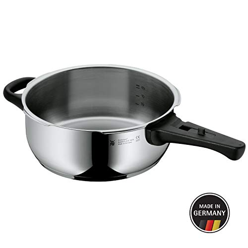 WMF Perfect - Cuerpo olla rápida/a presión, acero inoxidable, diámetro 22 cm, capacidad 3,5 l