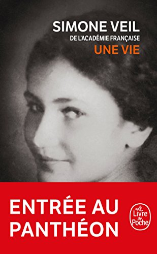 Une vie (Documents) por Simone Veil