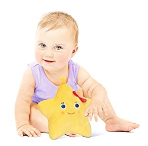 KD Toys LB8162 Little Baby Bum Twinkle The Star Musical Plush Toy by KD Toys