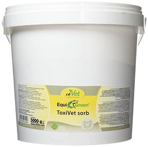 (cdVet Naturprodukte EquiGreen ToxiVet sorb 5 kg)