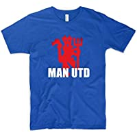 ce4c2cad3 Manchester United Man Utd Devil Football Soccer Sports T-Shirt Mens Fashion  T Shirt Graphic