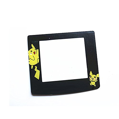 laixing-color-black-replacement-plastic-screen-lens-for-nintend-game-boy-color-system