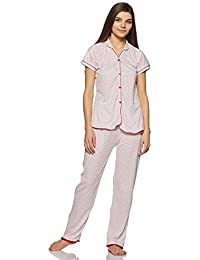 ba847f1ef9a Reds Women s Pyjama Sets  Buy Reds Women s Pyjama Sets online at ...