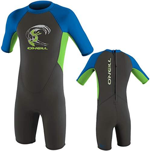 O\'Neill Kinder Neoprenanzug Toddler Reactor Spring FX6 Graphite/Dayglo/Ocean 2