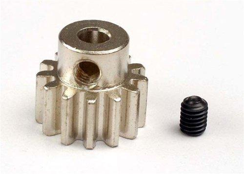 Traxxas Motor-Ritzel, Modul 32dp Stahl, 13 Zähne, 3,2 mm Welle