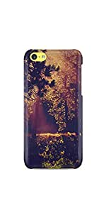 Casenation Into The Wild iPhone 5C Glossy Case