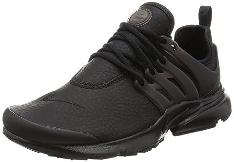 Nike 878071-002 Damen Air Presto Premium Schuhe Sneakers EUR 38 US 7, Farbe schwarz