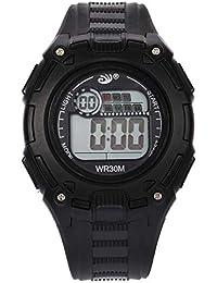 d8320bfa6b18 Reloj Deportivo Hombre Relojes Reloj Digital de acción Doble de 30 m.Hombres