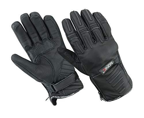 Sonic Racewear Guanti invernali da moto, di alta qualità, taglia XS