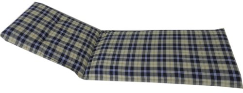 beo B107 Ascot LI Saumauflage für Rollliegen, circa 64 x 195 cm, circa 7 cm Dick