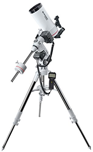 Bresser Messier telescopio MC-100/1400EXOS-2EQ-5Goto Blanco