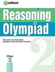 Reasoning Olympiad Class 2nd