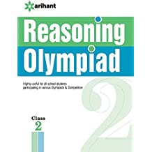 Reasoning Olympiad Class 2 for 2018 - 19