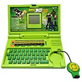 English Learner's 22 Activities & Games Fun Laptop Notebook Computer Toy For Kids By Sashi
