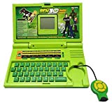 #10: English Learner's 22 Activities & Games Fun Laptop Notebook Computer Toy for Kids by Sashi