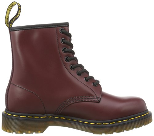 Dr. Martens 1460, Boots mixte adulte Rouge