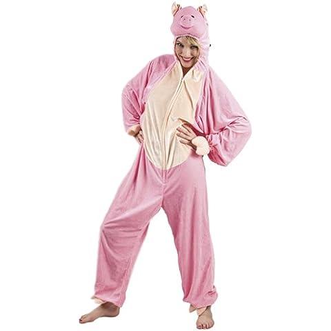 Boland - Disfraz de pantera rosa unisex, talla XL (88009)