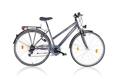 ONUX Trekkingrad Damen 71,12 cm (28 Zoll) | Fahrrad