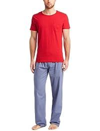 Esprit Bodywear - Top S-Sleeves - Haut de Pyjama - Coton - Homme