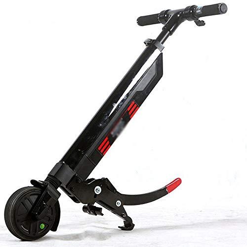 BTHDPP Scooter Elettrico A Mano 36V / 300W 210WH Attaccabile per Sedia A Rotelle
