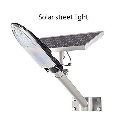 Auto Lichtsteuerung 30 LEDs Solar Straßenlaterne Wasserdicht IP65 mit 30W Solar Panel Kit für Gartenstraße Street Park Beleuchtung - 277v Lampen