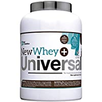 NEW WHEY UNIVERSAL GOURMET 2Kg (Chocolate)