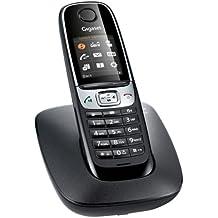 Gigaset C620 - Teléfono fijo inalámbrico con pantalla (importado)