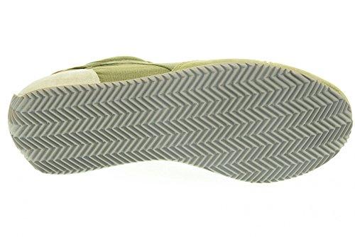 Diadora Equipe Stone Wash 12, Chaussures Basses Mixte Adulte Verde